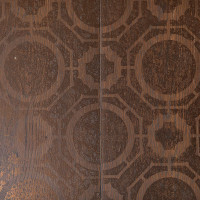 Bronze Carpet 2 - Fes parquet di lusso made in Italy