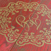 Baroque Cardinal 1- Fes luxury wood flooring made in Italy