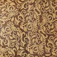 Chocolate Lily- Fes luxury wood flooring made in Italy