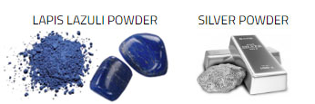 lapis-lazuli-and-silver-powder