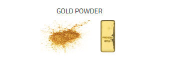 gold-powder