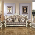 Gilgamesh - Baroque wood floor