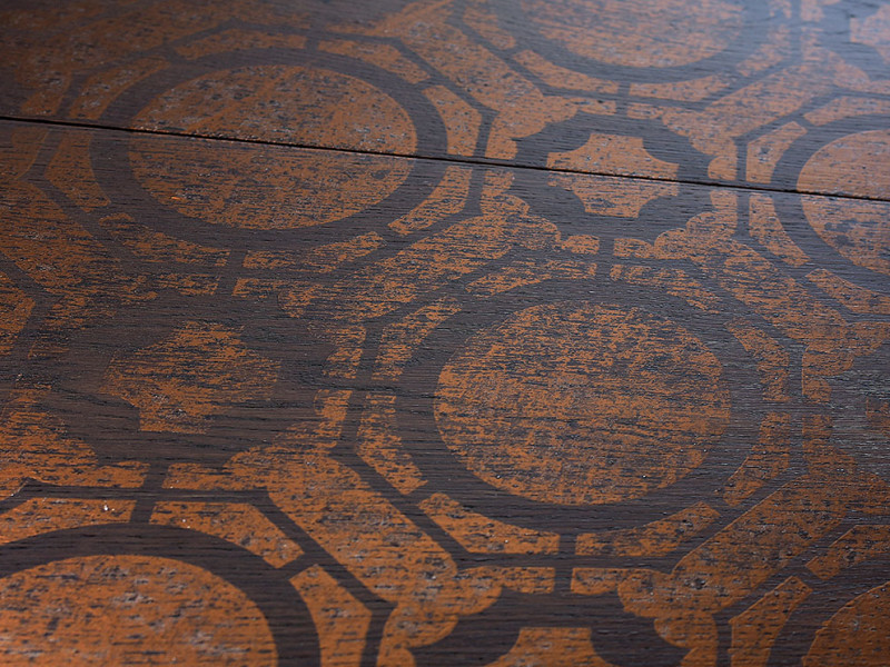 Bronze Carpet detail- Fes - exclusive wood flooring