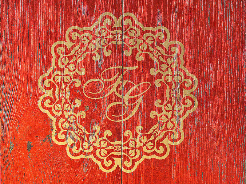 Baroque Cardinal - Fes - exclusive parquet made in Italy