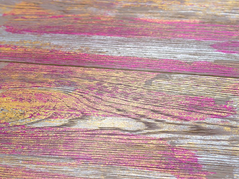 Pink Panter detail - Feewood, luxury parquet made in Italy