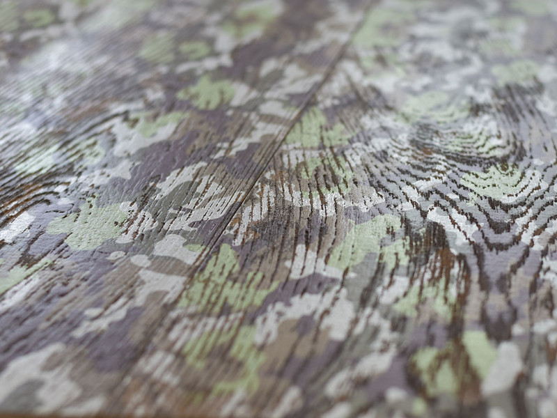 camouflage04 - Feewood, luxury wood flooring